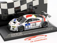 Audi R8 LMS #11 24h Nürburgring 2016 Audi Race Experience 1:43 Minichamps