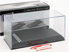 unique collectionneur vitrine start- & finishline 1:43 CMR