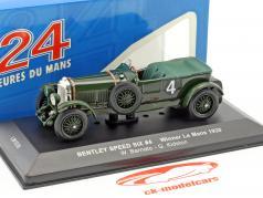 Bentley Speed Six #4 Barnato, Kidston Winner 24h LeMans 1930 1:43 Ixo