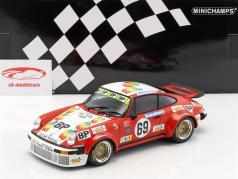Porsche 934 #69 24h LeMans 1978 Braillard, Dagoreau, Ravenel 1:18 Minichamps