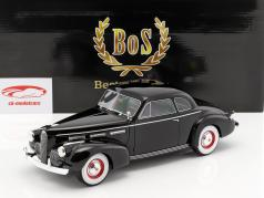 LaSalle Series 50 coupe año de construcción 1940 negro 1:18 BoS-Models