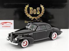 LaSalle Series 50 coupe Bouwjaar 1940 zwart 1:18 BoS-Models