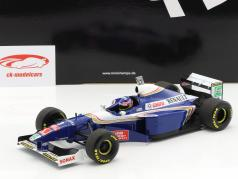 Jacques Villeneuve Williams FW19 #3 campione del mondo formula 1 1997 1:18 Minichamps
