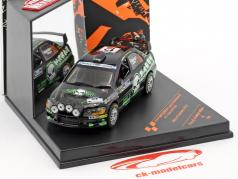 Mitsubishi Lancer Evolution IX #12 Rally of Scotland 2010 Barry, Brady 1:43 Vitesse