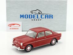 Volkswagen VW 1500 S (Typ 3) Opførselsår 1963 rød 1:18 Model Car Group