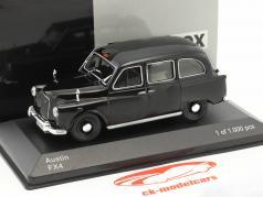 Austin FX4 RHD London Taxi schwarz 1:43 WhiteBox