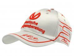 M. Schumacher Mercedes GP Fórmula 1 Driver Cap 2011