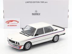 宝马 M535i E12 1980年 白色 1:18 诺威尔 Norev