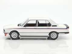 BMW M535i E12 anno 1980 bianco 1:18 Norev