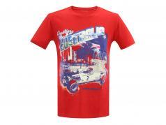 McLaren Greetings from Australia T-shirt rouge