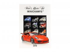 Minichamps catalogue 1 2018