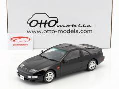 Nissan Fairlady Z (Z32) Opførselsår 1992 sort metallisk 1:18 OttOmobile