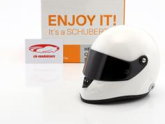 Schuberth SF1 casco Plain Body Version blanco 1:2 Schuberth