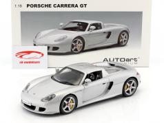 AUTOart Porsche Carrera GT argento 1:18