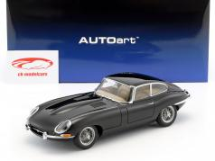 Jaguar E-Type Serie 1 3.8 Coupé modello 1961 nero AUTOart 1:18