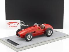 Ferrari 500 F2 imprensa versão 1952 vermelho 1:18 Tecnomodel