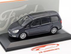 Ford Galaxy ano de construção 2006 antracite 1:43 Minichamps