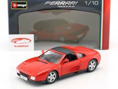 Ferrari 348ts rosso 1:18 Bburago
