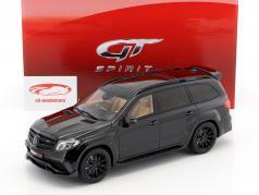 Brabus 850XL Bouwjaar 2016 zwart 1:18 GT-Spirit