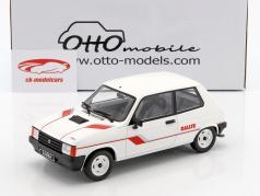 Talbot Samba Rallye Opførselsår 1983 hvid 1:18 OttOmobile