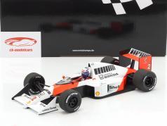 Alain Prost McLaren MP4/5 #2 campeón del mundo fórmula 1 1989 1:18 Minichamps