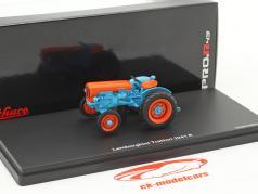 Lamborghini 2241 R トラクター ブルー / オレンジ 1:43 Schuco