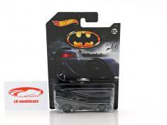Batmobile DC Comics cinza 1:64 HotWheels