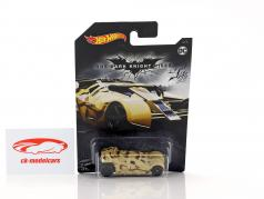 Batman Tumbler DC Comics The Dark Knight Rises beige / bruin 1:64 HotWheels
