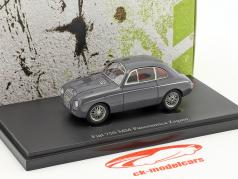 Fiat 750 MM Panoramica Zagato year 1949 gray 1:43 AutoCult
