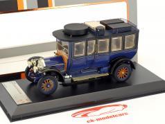 Mercedes-Benz Simplex 60 PS coches de turismo año de construcción 1903 azul 1:43 Premium X