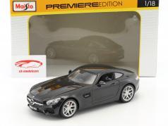 Mercedes-Benz AMG GT black 1:18 Maisto