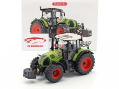 Claas Arion 640 tractor verde 1:32 Wiking