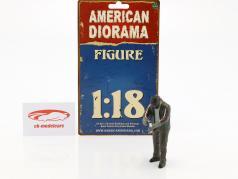 Figur Mr. Welder 1:18 American Diorama