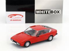 Matra Simca Bagheera ano de construção 1974 vermelho 1:24 WhiteBox