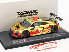 Audi R8 LMS #1 2nd FIA GT Cup Macau 2017 Robin Frijns 1:43 Minichamps