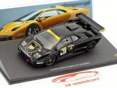 Lamborghini Diablo GT-R #22 zwart 1:43 Leo Models