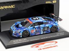 Audi R8 LMS #48 gagnant Sepang course 2 LMS Cup 2016 Mortara 1:43 Minichamps