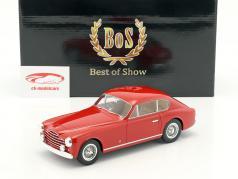 Ferrari 195 Inter Ghia RHD Baujahr 1950 rot 1:18 BoS-Models