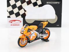 Dani Pedrosa Honda RC212V #26 Aragón GP MotoGP 2011 1:12 Minichamps