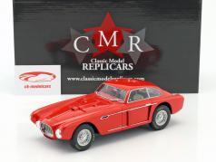 Ferrari 340 Berlinetta Mexico 1952 rød 1:18 CMR