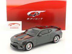 Chevrolet Camaro SS Fifty Anniversary 2017 grijs 1:18 GT-Spirit