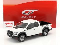 Ford F150 Raptor Opførselsår 2016 Oxford hvid 1:18 GT-Spirit