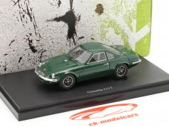 Ginetta G15 Construction year 1970 dark green 1:43 AutoCult