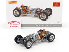 Lancia D50 An 1955 Rolling Chassis 1:18 CMC