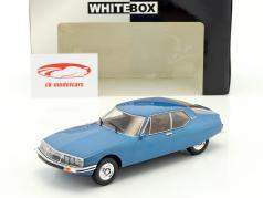 Citroen SM ano de construção 1970 azul metálico 1:24 WhiteBox