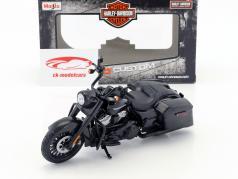 Harley-Davidson Road King Special año de construcción 2017 negro 1:12 Maisto