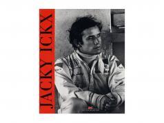 livro: Jacky Ickx - o autorizado biografia de P. van Vliet Delius Klasing