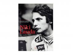 livro: Niki Lauda - von außen nach innen / de Hartmut Lehbrink e Ferdi Kräling