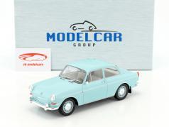 Volkswagen VW 1500 S (Typ 3) año de construcción 1963 azul claro 1:18 Model Car Group