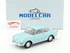 Volkswagen VW 1500 S (Typ 3) Opførselsår 1963 lyseblå 1:18 Model Car Group